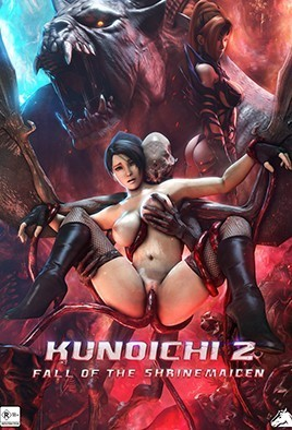 Kunoichi 2: Fall of the Shrinemaiden