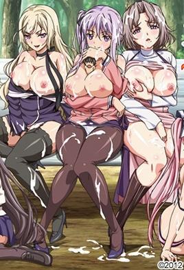 Tsugou no Yoi Sexfriend 2 dvd blu-ray video cover art